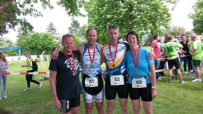 Triathlon in Elz